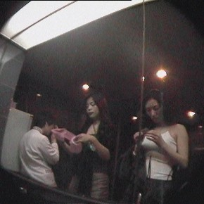 Cui Xiuwen's work, Lady's, 2000; film still of the video, 300dpi