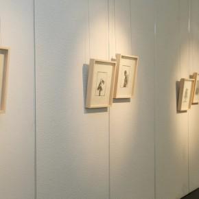 Exhibition View of Kang Jianfei's Solo Show in Beijing 02; Photo by Song Manqing