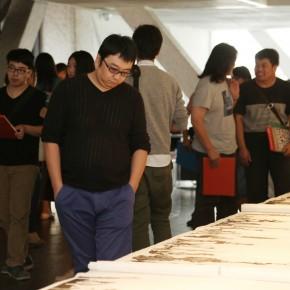 Exhibition View of Kang Jianfei's Solo Show in Beijing 03; Photo by Song Manqing