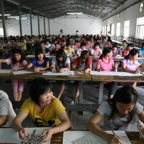 Kang Jianfei-Exhibition View of Guanlan Project 01, 2011