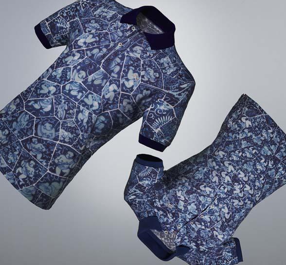 Li Xiaofeng's Lacoste polo shirt (2)