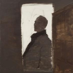 Self-Portrait, 2006; Oil on Canvas, 160×130cm