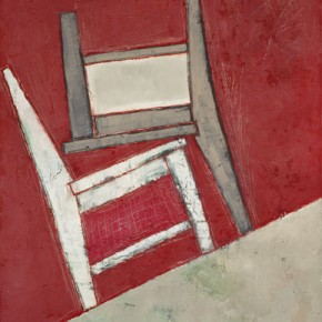 Two Armchairs, 2009; Oil on Canvas, 120×100cm