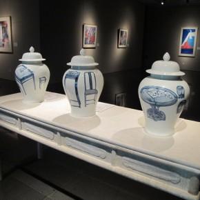 "00 Exhibition View of ""Folding: Wang Yanping Solo Exhibition (1992-2012)"""