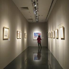 "03 Exhibition View of ""Folding: Wang Yanping Solo Exhibition (1992-2012)"""