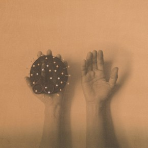 "04 Winner's Work, Vimonmarn Khanthachavan, ""Pincushion in Hand"", 2005"
