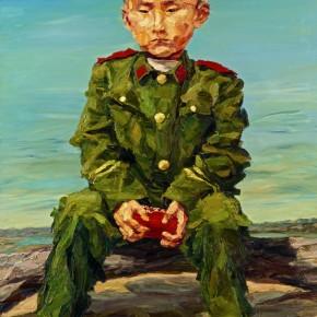 004 Xie Dongming's Work, 146x112cm