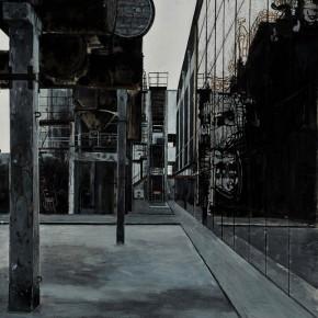 05 Wang Ziyu's work, 160x130cm