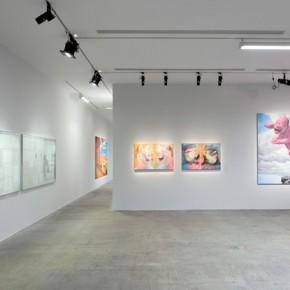 07 Exhibition View © Yue Minjun. Photo Grégoire Eloy