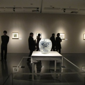 "09 Exhibition View of ""Folding: Wang Yanping Solo Exhibition (1992-2012)"""