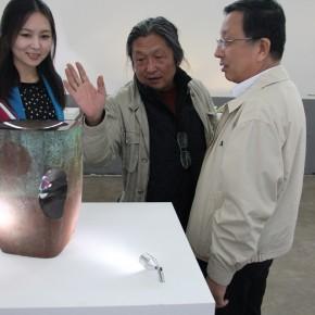 09 Zhang Suojia, tutor of Studio 12 of the Design School, CAFA(middle)