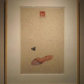 "10 Exhibition View of ""Folding: Wang Yanping Solo Exhibition (1992-2012)"""