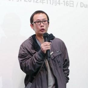 10 Jiang Zhi, the winner of Today Art Award 2012
