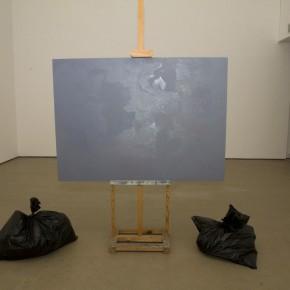 "12 Artist Jiang Zhi's work, ""unaccustomed time"" 02, 2012; installation (2)"