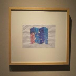 "12 Exhibition View of ""Folding: Wang Yanping Solo Exhibition (1992-2012)"""
