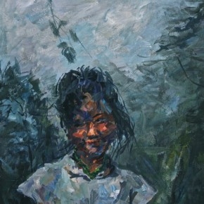 012 Xie Dongming's Work, 146x112cm