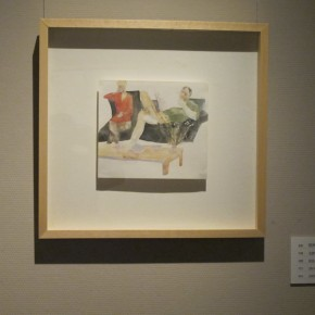 "13 Exhibition View of ""Folding: Wang Yanping Solo Exhibition (1992-2012)"""