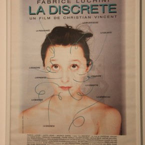 "13 Film Posters by Benjamin Baltimore and ""Cinéastes de notre temps (Filmmakers of Our Times)"" : 30 Documentary Screenings Festival"