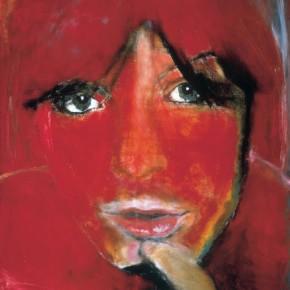 13 Illustration of Beyond Postmodern-Contemporary Western Visual Art, Work by Marlene Dumas