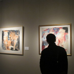 "14 Exhibition View of ""Folding: Wang Yanping Solo Exhibition (1992-2012)"""