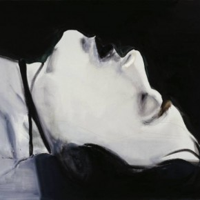 15 Illustration of Beyond Postmodern-Contemporary Western Visual Art, Work by Marlene Dumas