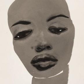 16 Illustration of Beyond Postmodern-Contemporary Western Visual Art, Work by Marlene Dumas