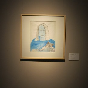 "17 Exhibition View of ""Folding: Wang Yanping Solo Exhibition (1992-2012)"""