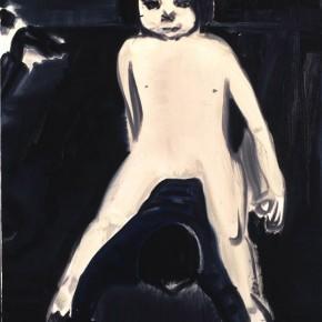 17 Illustration of Beyond Postmodern-Contemporary Western Visual Art, Work by Marlene Dumas