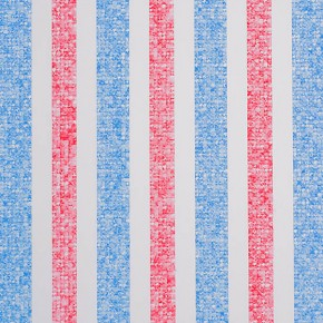 "23 Zhang Xiaohui, ""Red, White and Blue"""