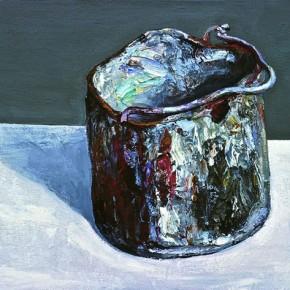 "078 Xie Dongming, ""Still Life""; 28x50cm"