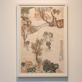 Ji Yun-fei's work
