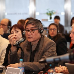 Sino-American Culture and Art Forum The Summit of Museum Directors at CAFAM 15