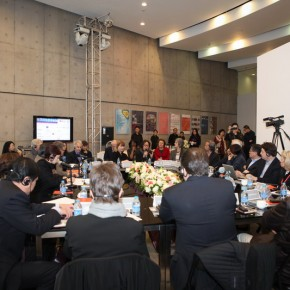 Sino-American Culture and Art Forum The Summit of Museum Directors at CAFAM 16