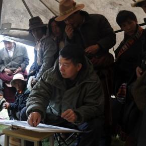 Worksites where Wu Changjiang did his Sketching at Zeku Qinghai in 2012 01 290x290 - Wu Changjiang