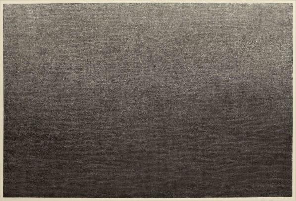 Yang Hongwei, Tide No.2, 2012; Woodcut on Rice Paper, 82cmx120cm