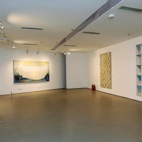 Zhang Enli's Works Exhibition View