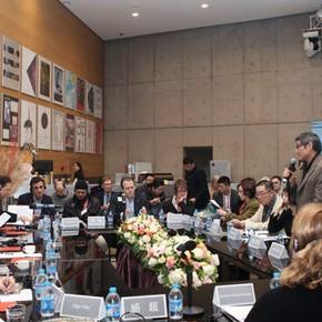 "Sino-American Culture and Art Forum ""The Summit of Museum Directors"" Held in Beijing"