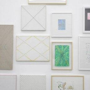 """01 Installation View of """"Double Fly, The Way to Go! - Sounds like a Real Name"""""""