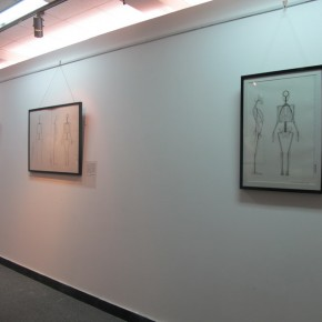 "04 Exhibition View of ""Anatomy"" Reporting Exhibition of the Anatomy Course from the Department of Oil Painting, CAFA"