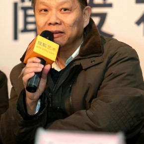 05 Wang Mingxian, Deputy Dean of Architectural Art Institute affiliated to Chinese Academy of Arts,