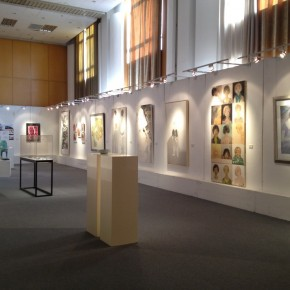 07 Exhibition View of Counterpoint: Cutting-edge Exhibition of Works by Postgraduates from CAFA