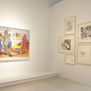 07 Installation View of Electric Fields Surrealism and Beyond — La Collection du Centre Pompidou