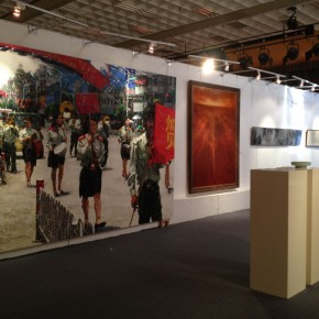 08 Exhibition View of Counterpoint: Cutting-edge Exhibition of Works by Postgraduates from CAFA