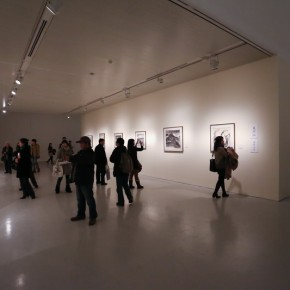 08 Installation View of The Black-and-white East and West Research Exhibition
