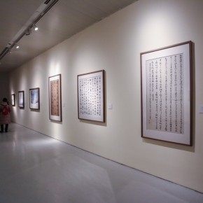 10 Installation View of The Black-and-white East and West Research Exhibition