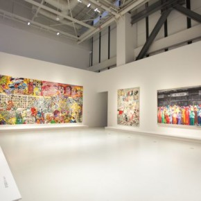 12 Installation View of Electric Fields Surrealism and Beyond — La Collection du Centre Pompidou