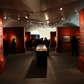 13 Exhibition View of CAFA Art Museum Collection Series: Selected Works of Oil Painting Created in the Period of National Beiping Art School