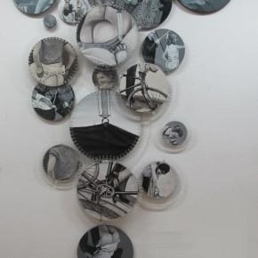 14 Wang Hailong, 2011, paintings and installation