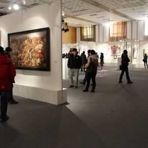 15 Exhibition View of Counterpoint: Cutting-edge Exhibition of Works by Postgraduates from CAFA