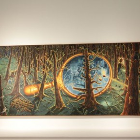 16 Installation View of Electric Fields Surrealism and Beyond — La Collection du Centre Pompidou